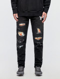 Marcelo Burlon Hor Slim Fit Jeans Picture