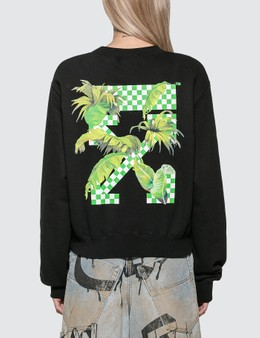 Off-White Racing Crewneck Sweater