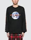 Wasted Paris Planet Dust L/S T-Shirt Picture