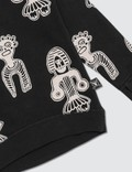 NUNUNU All Over Tribal Dancers Sweatshirt (Infants)