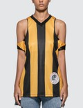 Martine Rose Cut Out Football Vest