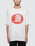 CALVIN KLEIN JEANS EST.1978 Modernist Eagle Logo S/S T-Shirt Picture