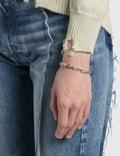 Justine Clenquet Kirsten Gold Bracelet Gold Women