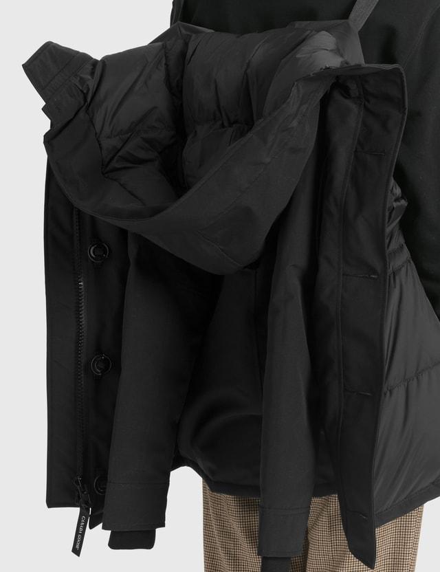 Canada Goose Rideau 파카 Black Women
