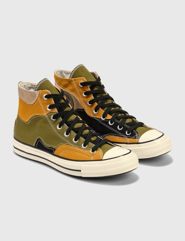 Converse Chuck 70 Dark Moss/black/egret Men