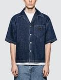 Prada Denim Shirt Picture