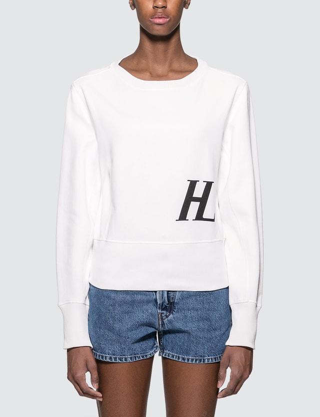 Helmut Lang Femme Crew Sweatshirt