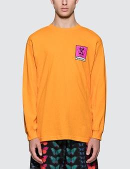 Pleasures Biohazard L/S T-Shirt