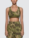 Burberry Monogram Print Stretch Jersey Bra Top Picutre