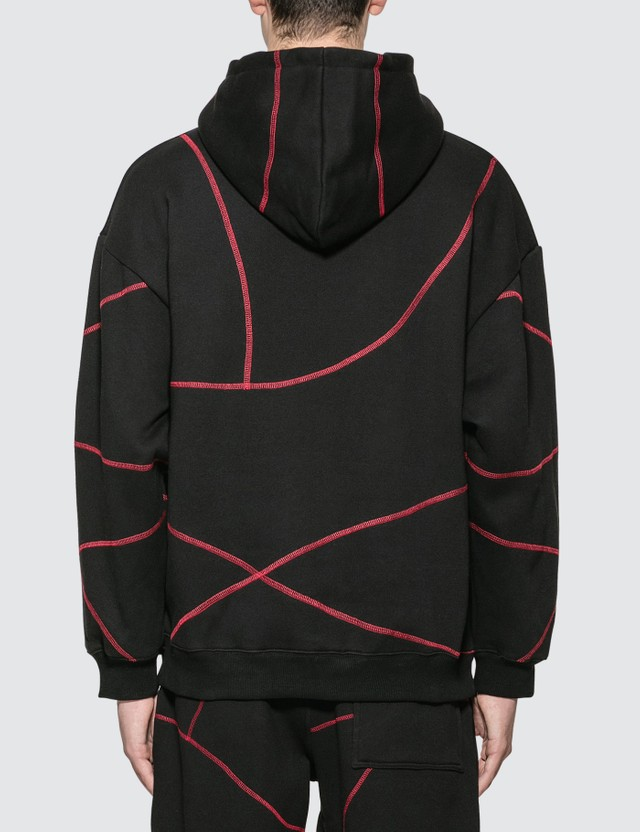 Pleasures Destroyer Contrast Stitch Hoodie