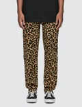 Pleasures Leopard Beach Pants Picture