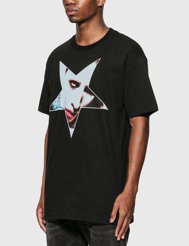 Pleasures Pleasures x Marilyn Manson Fingers T-Shirt