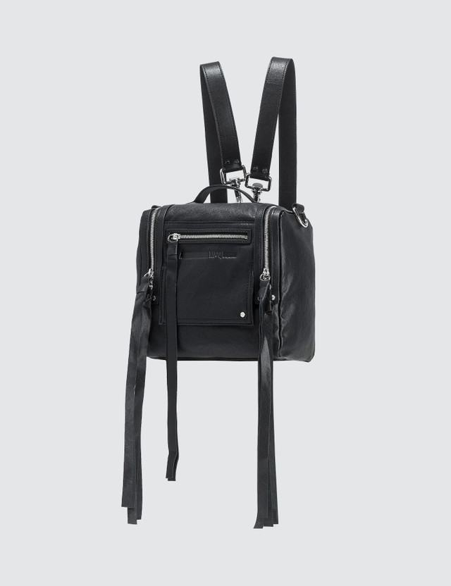 McQ Alexander McQueen Mini Convertible Box Bag