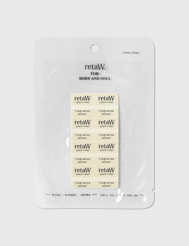 Retaw BARNEY* Fragrance Tablet White Unisex