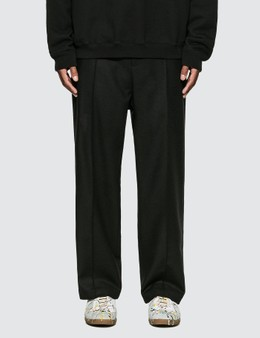 Maison Margiela Wool Flannel Pants