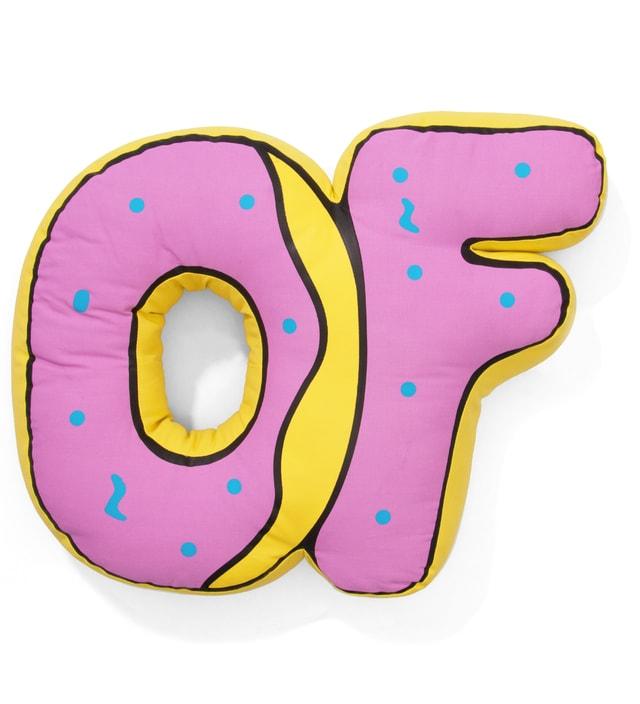 "Odd Future OF 8"" Donut Pillow"
