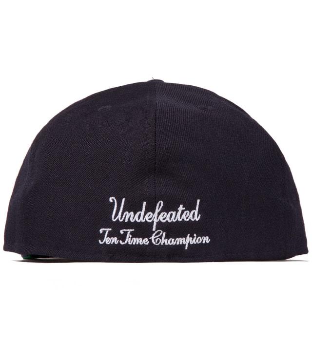 Undefeated - Black 5 Strike Champ New Era Cap  332de2df919