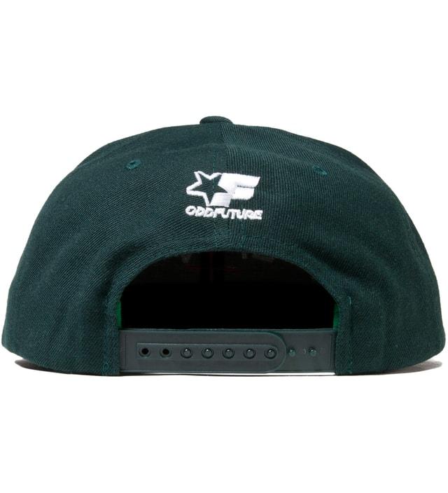 c9214d51e9b0e Odd Future - Green Golf Wang Cap