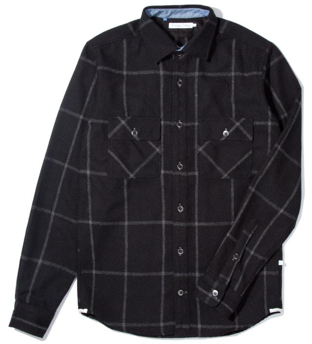 DELUXE Black Fincher Shirt