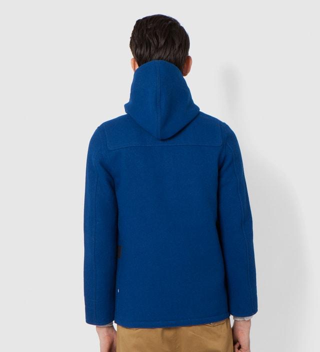 DELUXE Blue Long Journey Jacket