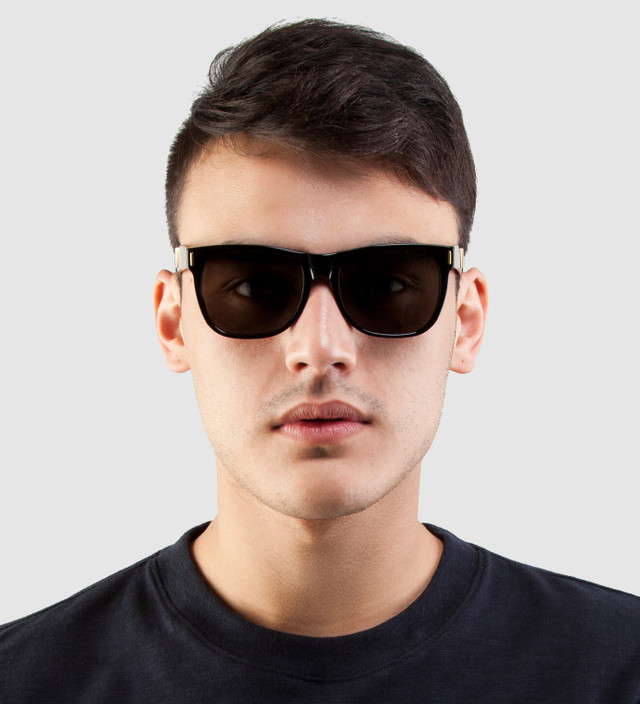 d2392275b7 Super By Retrosuperfuture - Classic Francis Black Sunglasses