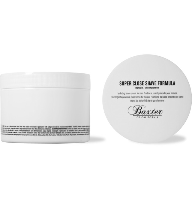 Baxter of California Super Close Shave Formula (Jar)