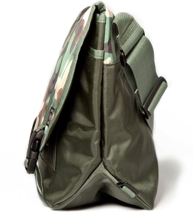 6440c01954 Head Porter - Camo Jungle Messenger Bag