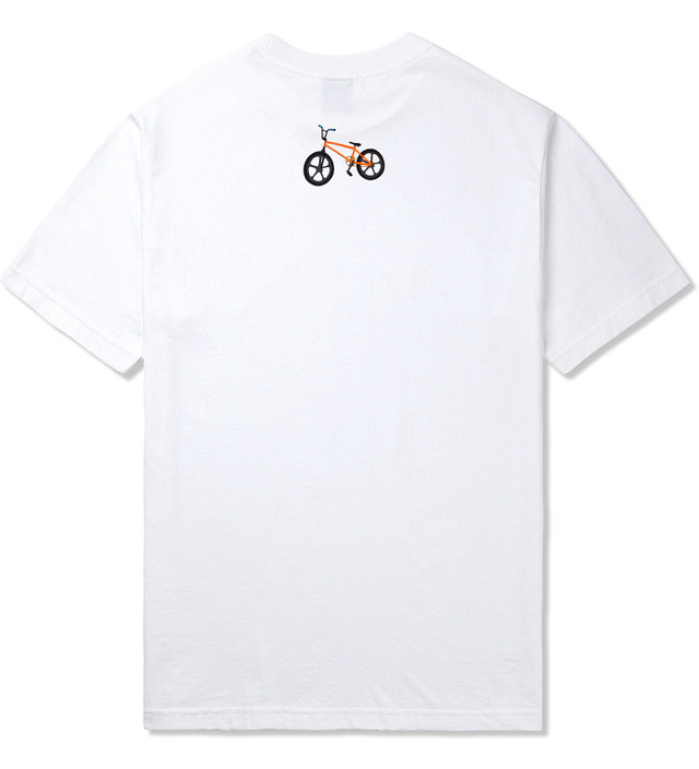 Odd Future White Wolf Sketch T-Shirt