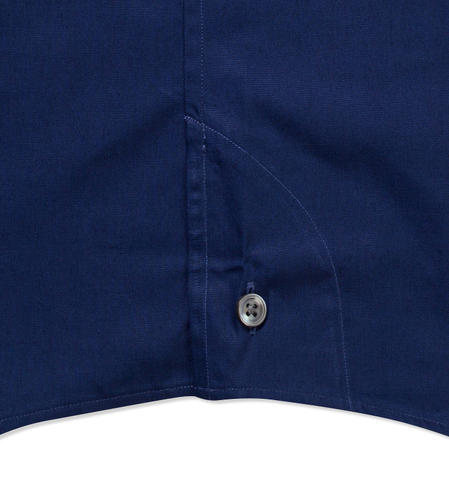 Casely Hayford Fruit Salad/White/Navy Stanway Colour Stanway Soft Collar Shirt