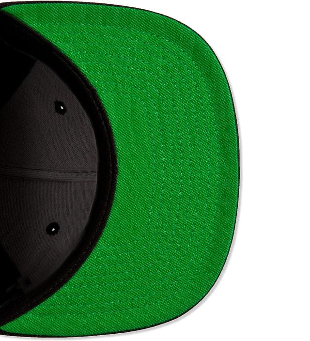 SSUR Black/White SSUR Key Design Snapback