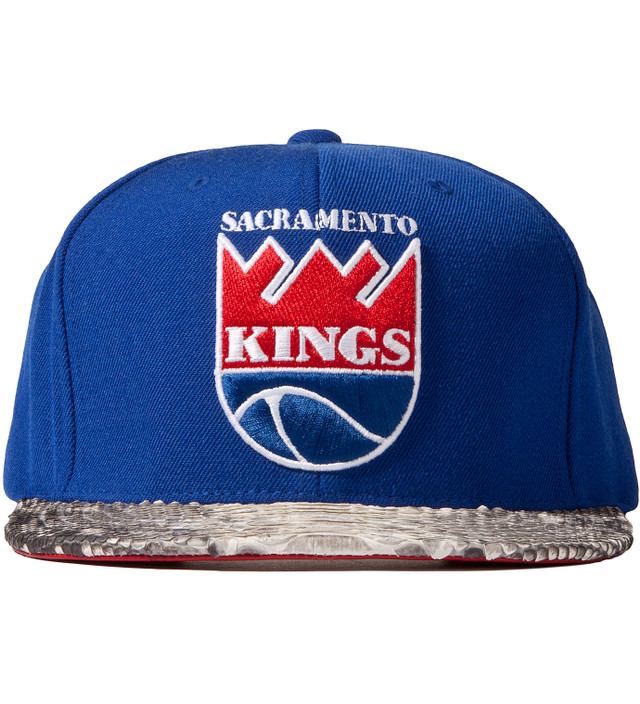 Just Don - Blue Natural Sacramento Kings Cap  af0e08d950e