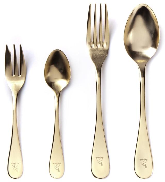 Frank Gold Cutlery Set