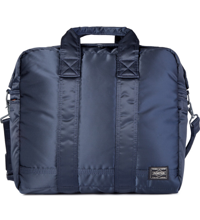 Head Porter - Navy Tanker 2Way Shoulder Bag   HBX df7ede8f1b