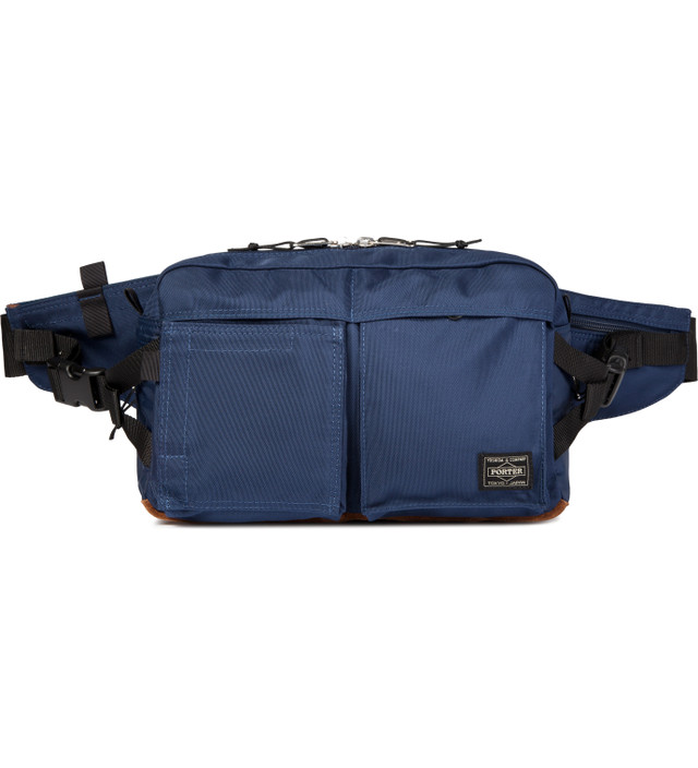 6c62e2e0ad06 Head Porter - Navy Jackson New Waist Bag