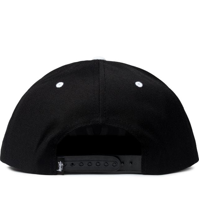 Stussy - Black Double S Cap  f8224ebf49d