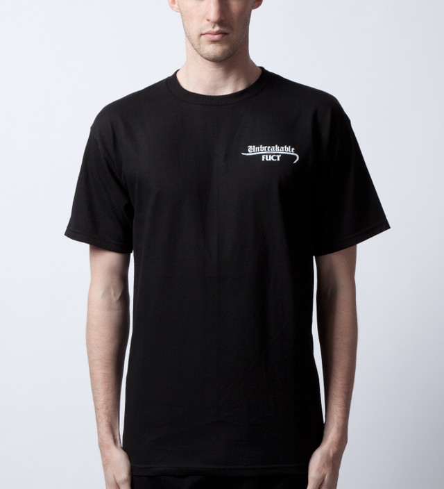 FUCT Black Hell Bent T-Shirt