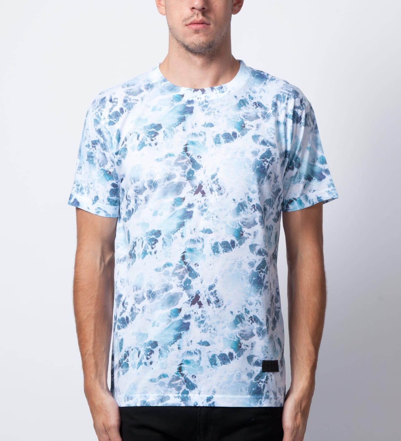 Patrik Ervell - Ocean Print All Over Printed T-Shirt  | HBX