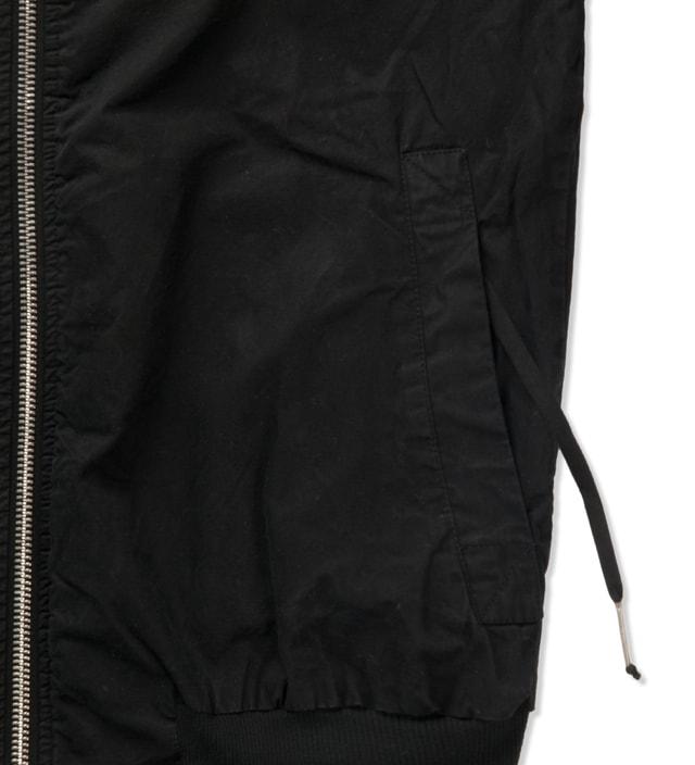 SILENT DAMIR DOMA Black Jupit Bomber Jacket