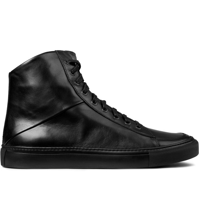 SILENT DAMIR DOMA Black Silas High Top Sneakers