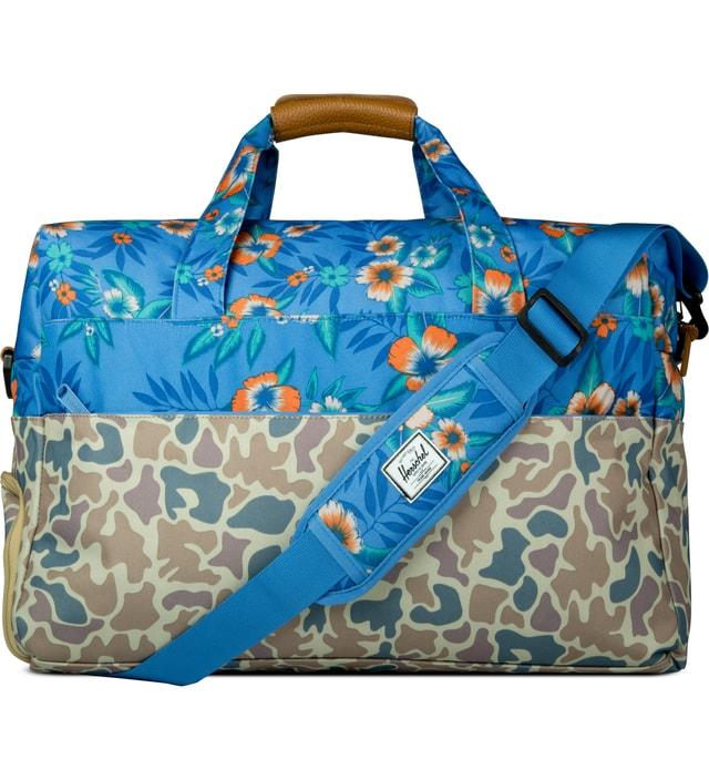 Herschel Supply Co. - Duck Camo Paradise Walton Duffle Bag  183f751ac09f8