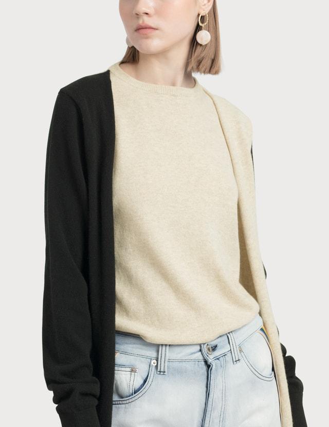 Loewe Shoulder Sleeve Sweater