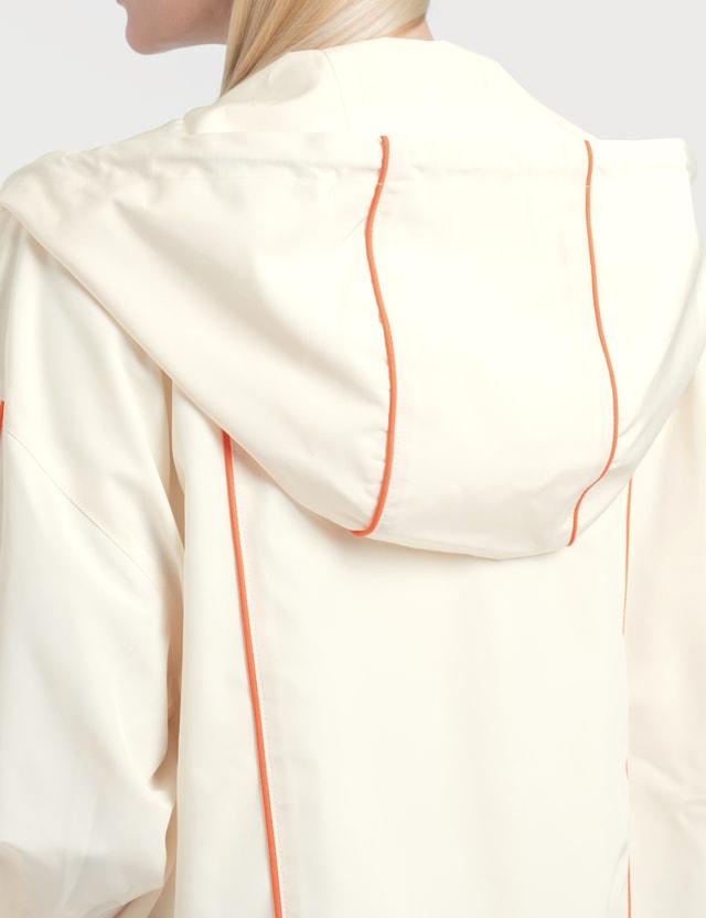 Maison Kitsune Ader Error X Maison Kitsune Line Zip-up Jacket