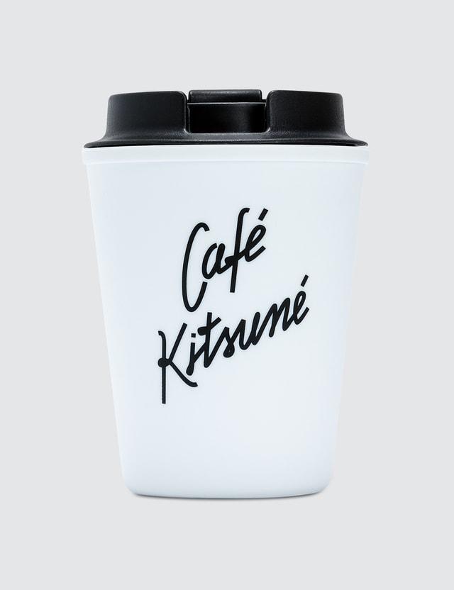Maison Kitsune Cafe Kitsune Coffee Tumbler