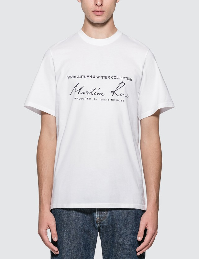 Martine Rose Classic T-Shirt