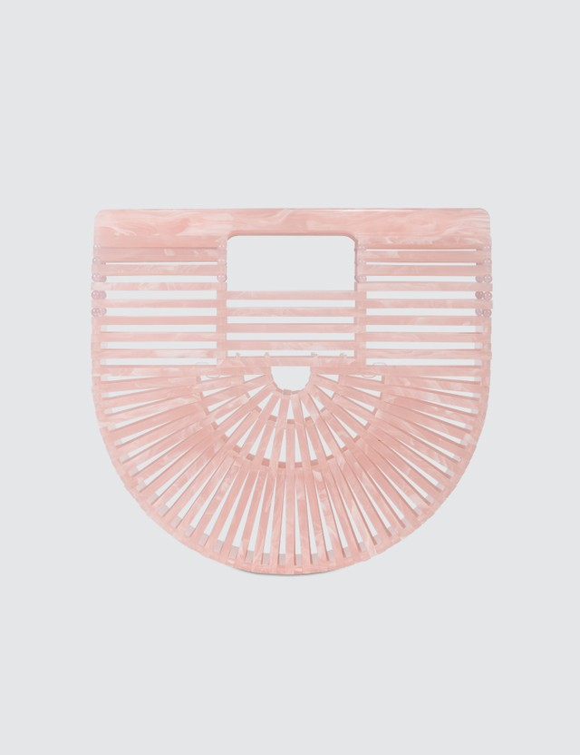 Cult Gaia Acrylic Ark Mini Bag