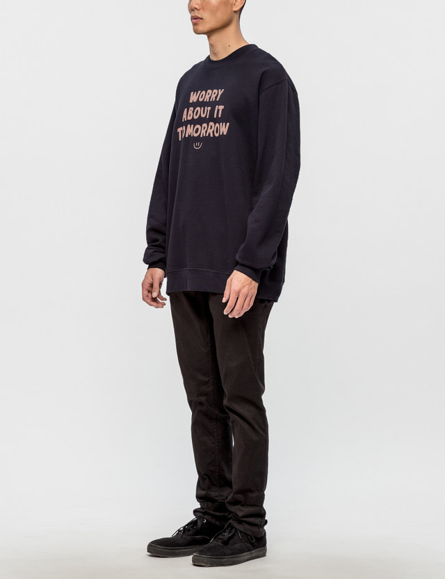 The Quiet Life Worry Sweatshirt
