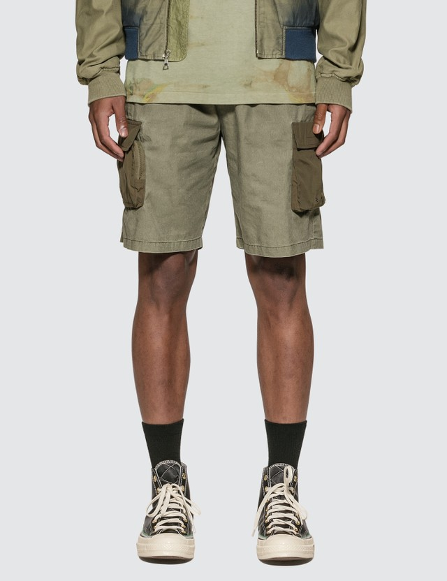 John Elliott Miramar Tactical Cargo Shorts