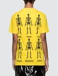 Pleasures Bones T-shirt
