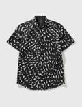 BLACKBARRETT BY NEIL BARRETT Blackbarrett By Neil Barrett Slim Fit Shirt Picture
