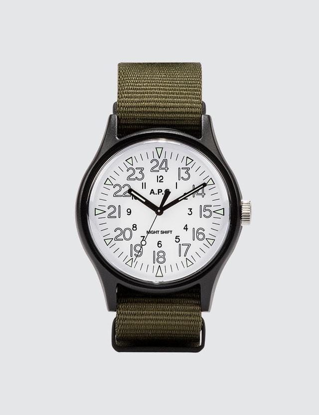 A.P.C. Montre Carhartt Watch